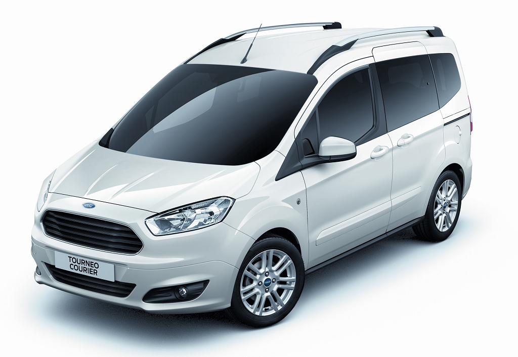авточехлы Ford Tourneo I/II