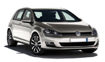 авточехлы для Volkswagen Golf 7 (2012+)
